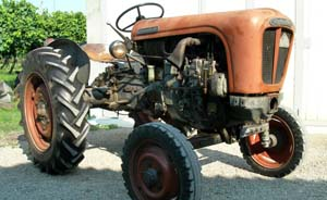 gamae gruppo amatori macchine agricole d'epoca - i costruttori