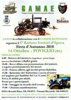Calendario Manifestazioni Trattori D Epoca.Gamae Gruppo Amatori Macchine Agricole D Epoca 5a Raduno